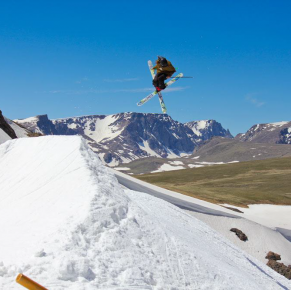 Get Your Summer Skiing fix at ON3P Beartooth Summer Sesh